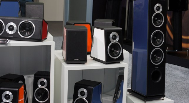 Sonus Faber Chameleon : Des haut-parleurs fabriqués à la main