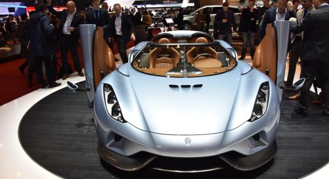Koenigsegg Regera : La supercar Suèdoise prête à régner