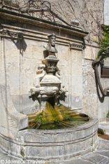 Nostradamus Fountain