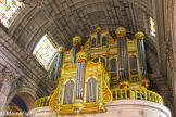 Organ at Saint-Martin Church
