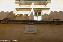 Nostradamus' house