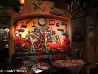 Inside Bistro d' Marie