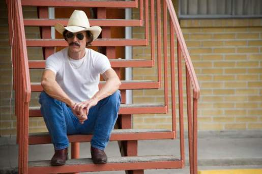 """So Matthew appeared in the film """"Dallas Buyers Club"""", which was released in 2013"""