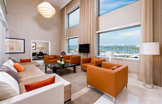 InterContinental Miami First Hospitality Project by Venus Williams
