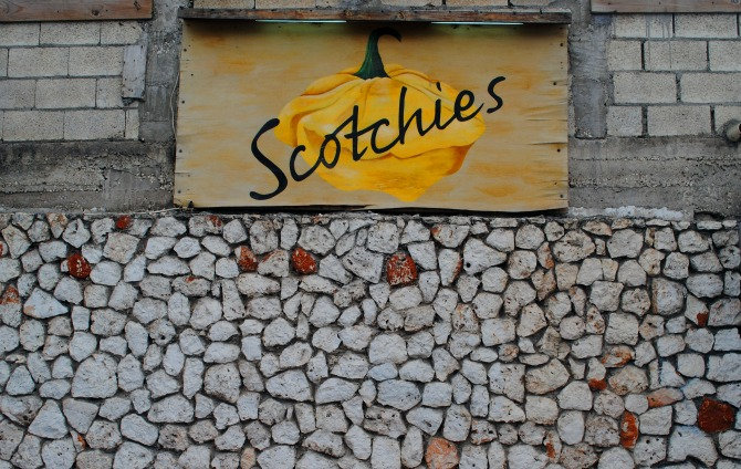 Scotchies Restaurant in Montego Bay, Jamaica
