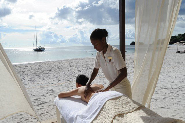 Best Spas in the Caribbean Buccament Bay St Vincent and the Grenadines 1