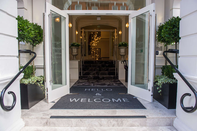 The ampersand hotel essence of a luxury in london Ampersand london