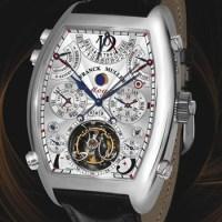 Franck Muller Aeternitas Mega 4: đồng hồ phức tạp nhất thế giới