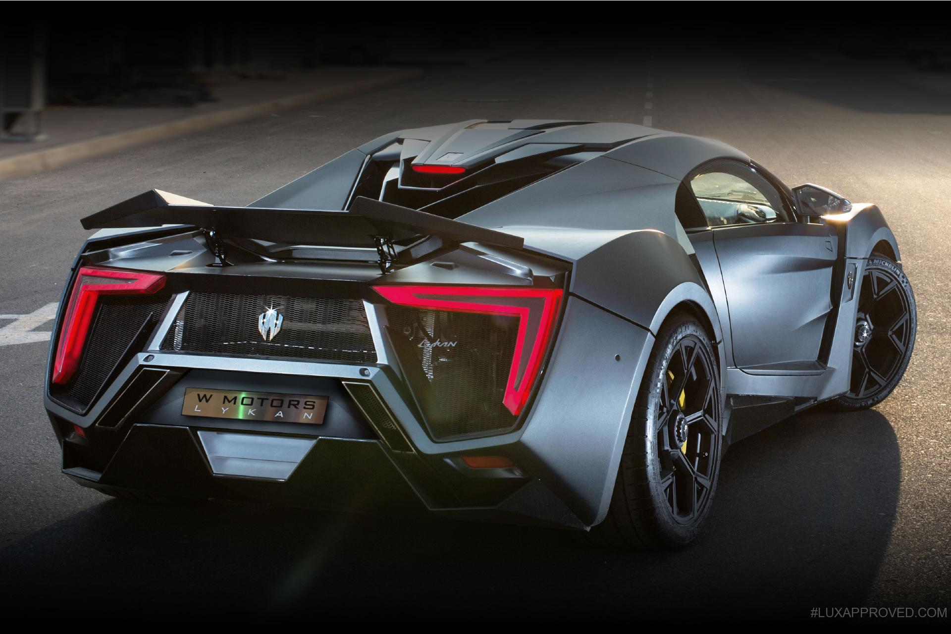 Hyper Sport Car Price >> The Lykan HyperSport