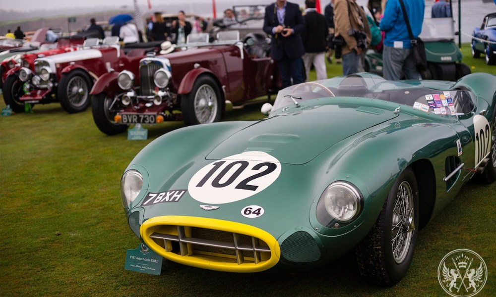 Aston Martin Pebble Beach Uncovered