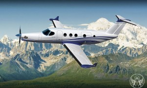 Cessna Denali Single Engine Turboprop Is Unveiled