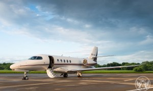 NetJets Welcomes Its First Cessna Citation Latitude Business Jet