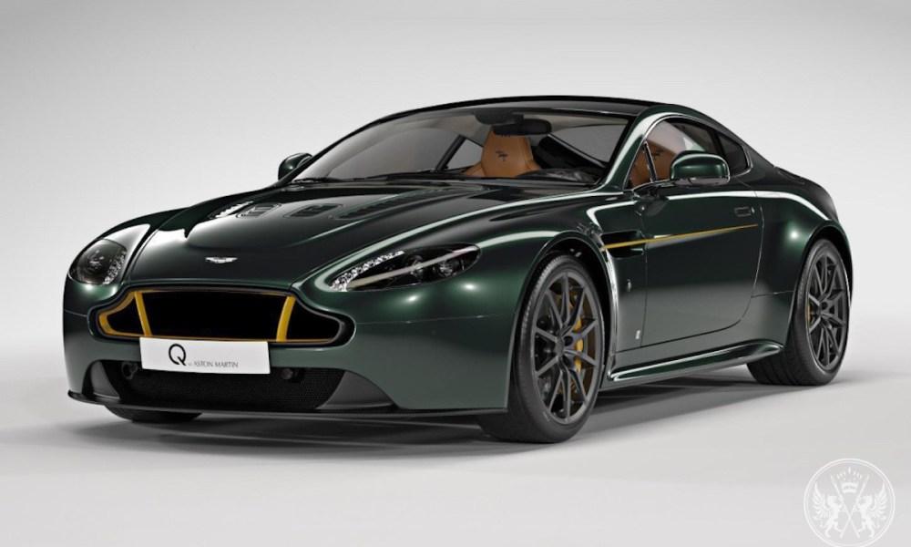 Aston Martin Vantage S Spitfire 80