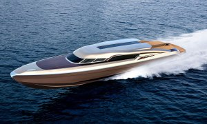 Endeavour Superlimo Concept By M2 Atelier