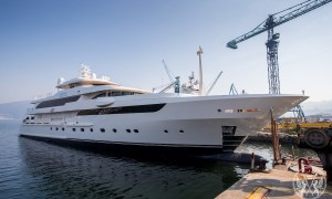 Camper & Nicholsons' Maybe Is The Largest Yacht Ever Designed & Built In Spain