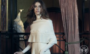 Ferragamo Fall-Winter 2016 Fashion Gallery Starring Hollywood Legacy Rose Gilroy