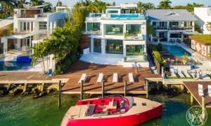 Villa Venetian In Miami Beach Is Listed for $16.95 Million