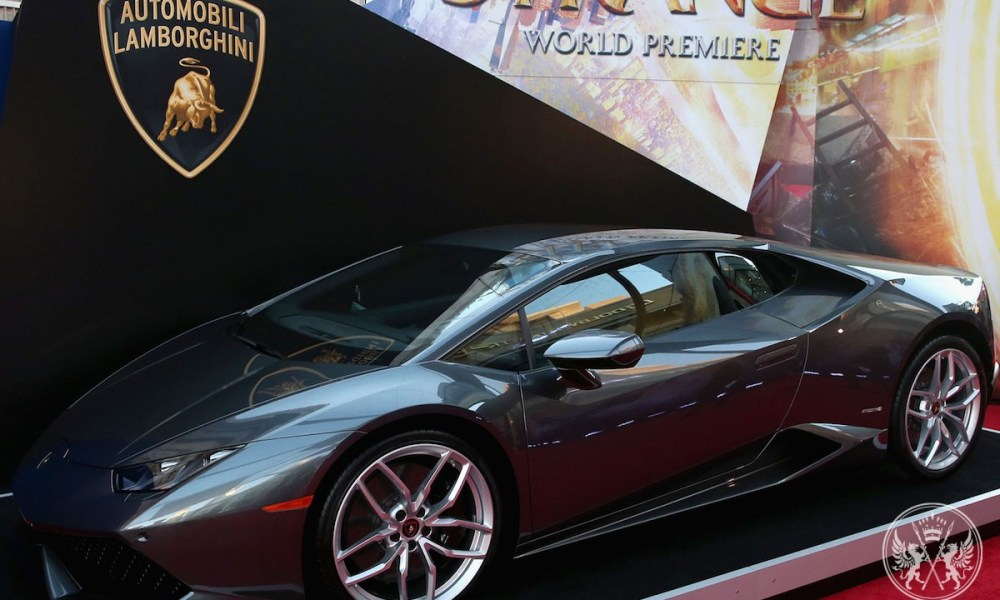 The 10 Most Expensive Cars To Insure In 2016