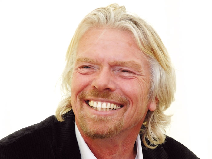 Richard Branson Virgin Cruises