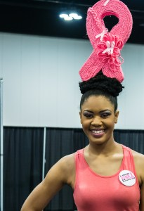 Taliah Waajid World Natural Hair Health & Beauty Show
