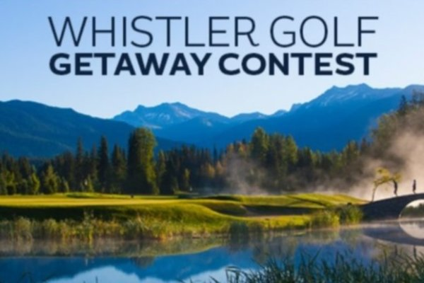 Whistler Golf Getaway Contest Long