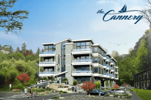 The Cannery In Cowichan Bay
