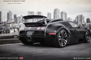 Vancouver's Only Bugatti Veyron Sold