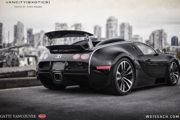 vancouver veyron sold
