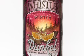 Whistler Winter Dunkel Hits The Shelves