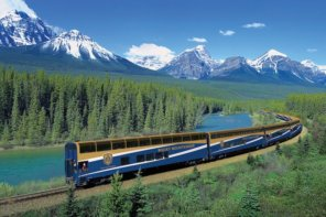 Rocky Mountaineer's Gold Leaf Facelift