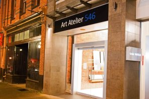 Art Atelier 546 Grand Opening In April