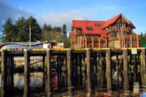 Whiskey Landing In The Heart Of Ucluelet