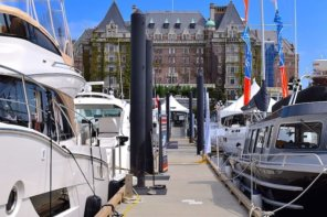 2015 Victoria Inner Harbour Boat Show