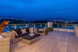 Bayshore Gardens Penthouse For Sale