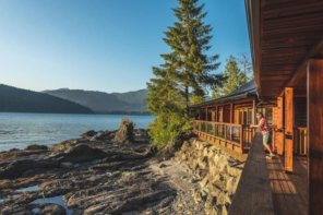 Ethical Luxury Comes To Port Renfrew