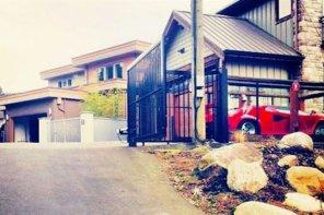 BC's Raddest Supercar Garage