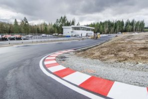 Island Motorsport Resort Almost Done