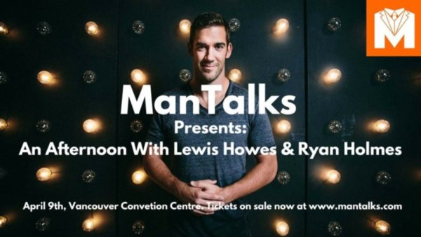 An afternoon with Lewis Howes Ryan Holmes