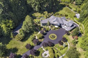 Jaw-Dropping Elk Lake Estate In Saanich
