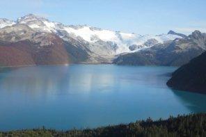 Mountain Top Lake Heli-Swimming Anyone?