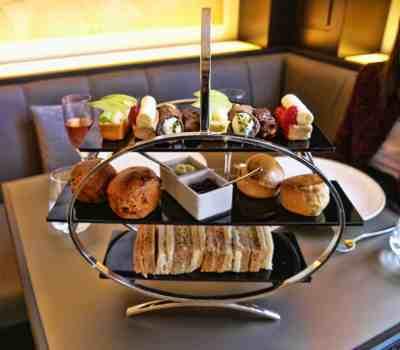 A Tantalizing Italian Afternoon Tea at the Baglioni Hotel London