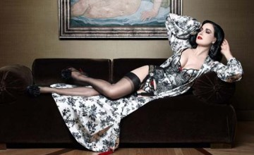 Lingerie Collection by Dita Von Teese and Christian Louboutin