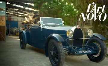 Garage Novo Bugatti