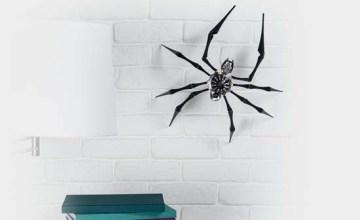 MB&F-Arachnophobia-wall