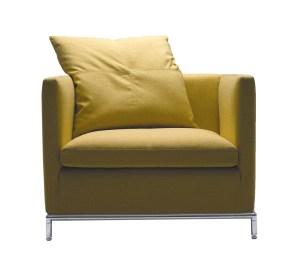 Balance Armchair - Yellow