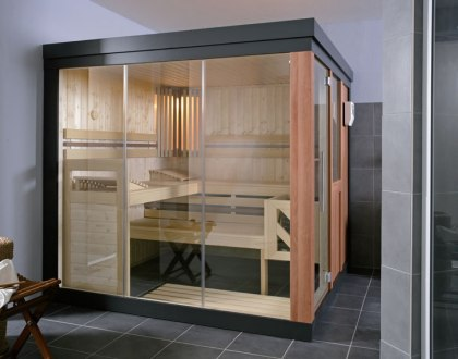 Inipi B Super Compact Sauna