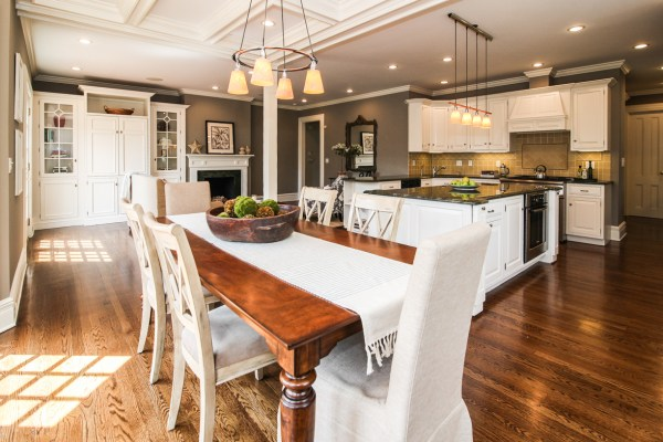 20 Highland Avenue Kitchen - Family Room