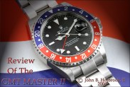 Review of the Rolex GMT Master II 16710