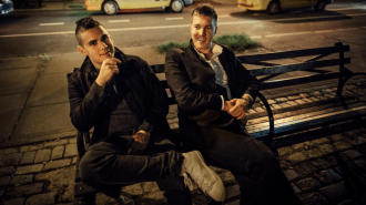 Coming Into a Blackout with Hamilton Leithauser + Rostam, LVBX Magazine