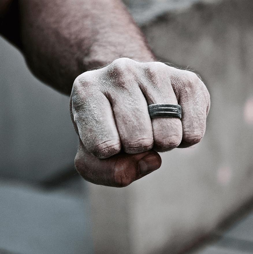 Enso Rings The Alternative Wedding Ring LVBX Magazine